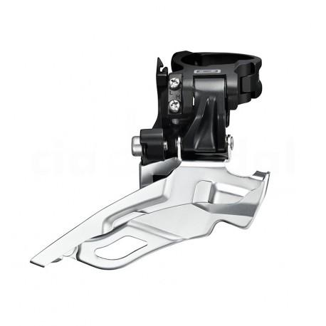 Câmbio Dianteiro 34,9mm Dual FD-M611 Deore - Shimano