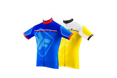 Camisa Ciclista Hurricane - Free Force