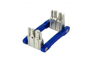 Kit Ferramentas Bike Canivete 8 funções HF85C - Max Tools