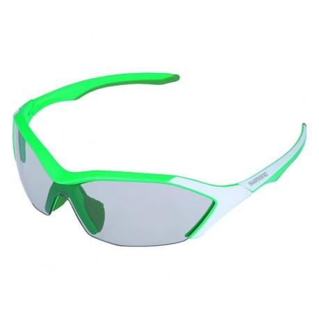 Óculos Ciclista CE-S71R-PH Verde Neon - Shimano