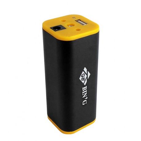 Bateria Reposição Farol com Entrada USB - Bin'g
