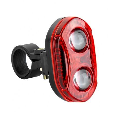 Vista Light Traseira com 3 LEDs - LL