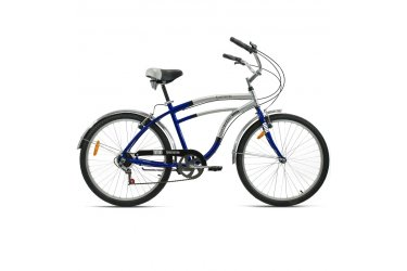 Bicicleta 26 Masculina Cruiser Ipanema - Opaltech