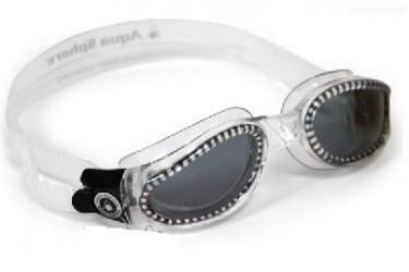 Óculos De Natação Kaiman transparente Lente Fumê Aqua Sphere
