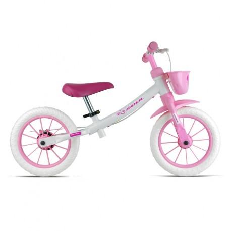 Bicicleta 12 Infantil Balance Feminina - Soul