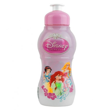 Caramanhola Infantil 430ml Princesas Disney - Styll