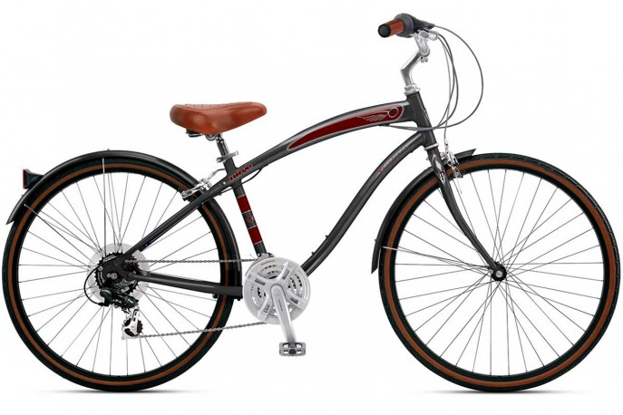 Bicicleta 26 Starliner Color Grey - Nirve