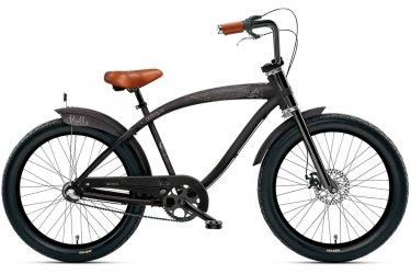 Bicicleta 26 Skulls Raw 3v 26/24 - Nirve