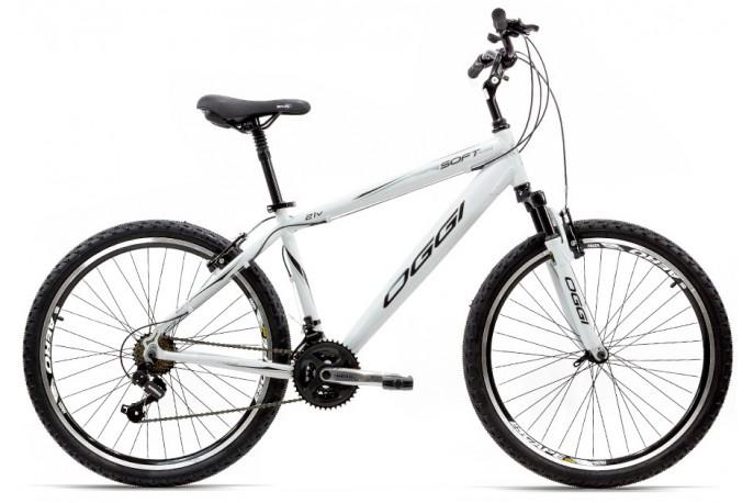 """Bicicleta 26"""" Rider Soft Tourney 21V - Oggi"""
