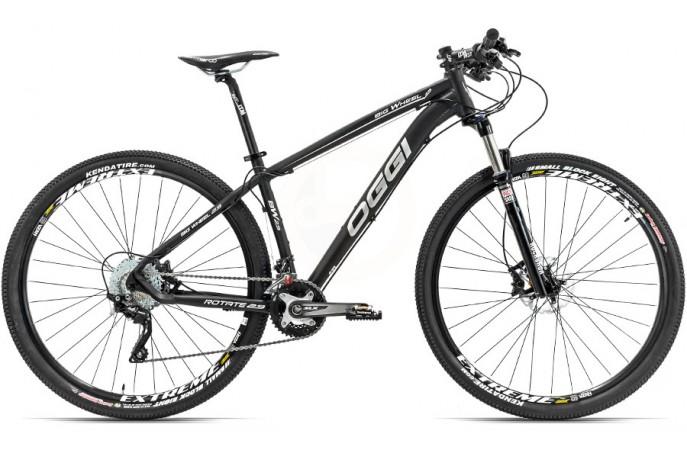 Bicicleta 29 7.4 Alumínio SLX 30V Freio Hidráulico M675 - OGGI