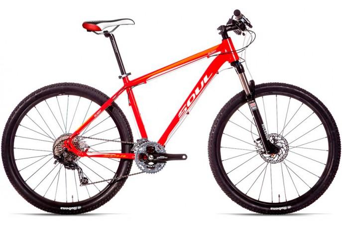Bicicleta 27,5 SL527 30V - Soul
