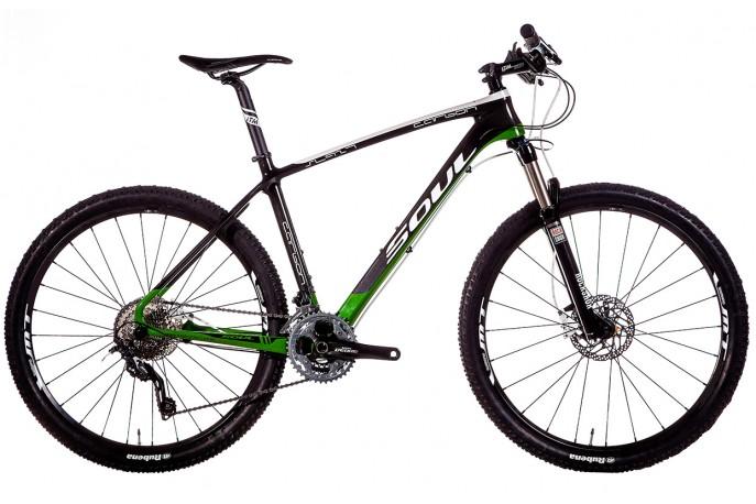 Bicicleta 29 SL929 Carbon Deore 30V - Soul