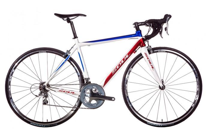Bicicleta 700 3R1 20V - Soul