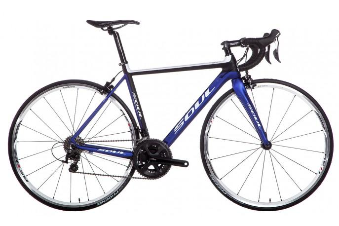 Bicicleta 700 3R2 Carbon 105 22V - Soul