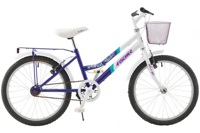 Bicicleta 20 Feminina Fast Girl - Fischer