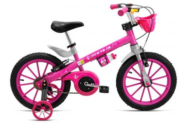 Bicicleta 16 Feminina SL16 - Soul