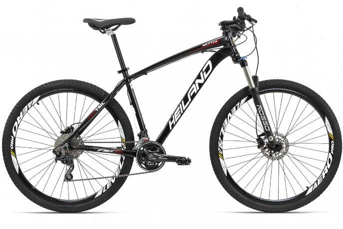 Bicicleta 29 Deore 30v Freio Disco Hidráulico Nett 2.6 - Heiland