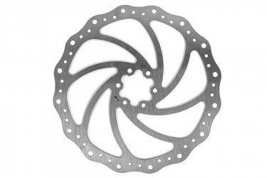 Rotor Para Freio A Disco 203mm Ondulado - Winzip