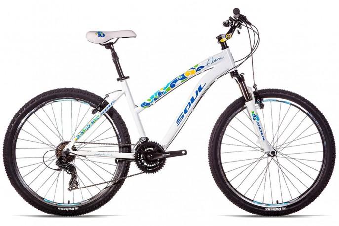 Bicicleta 26 Flora Color 21V - Soul