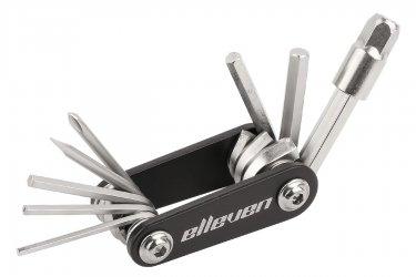 Kit Ferramentas Bike Canivete 9 funções Mini - Elleven