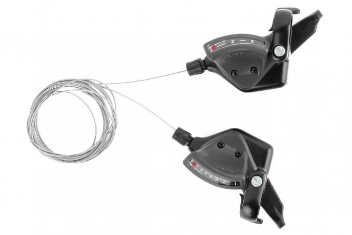 Alavanca de Câmbio 24v TS50-8 Sem Maçaneta - Microshift