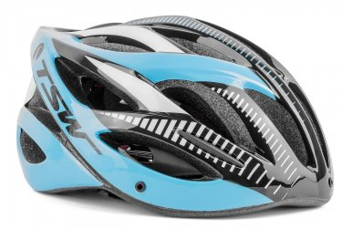 Capacete Ciclista MTB New Plus Com Viseira - TSW