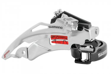 Câmbio Dianteiro 31,8mm TOP FD-M191-6 Altus - Shimano