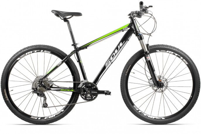 Bicicleta 29 SL529 30V - Soul