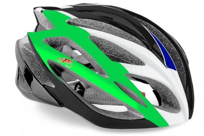 Capacete Ciclista Com Sinalizador (LED) 1024 - LL