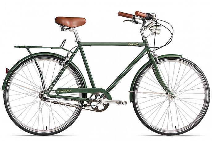 Bicicleta 26 Masculina Milano 3V - Novello