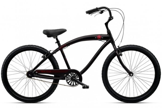 Bicicleta Cruiser Red Star mono Nirve