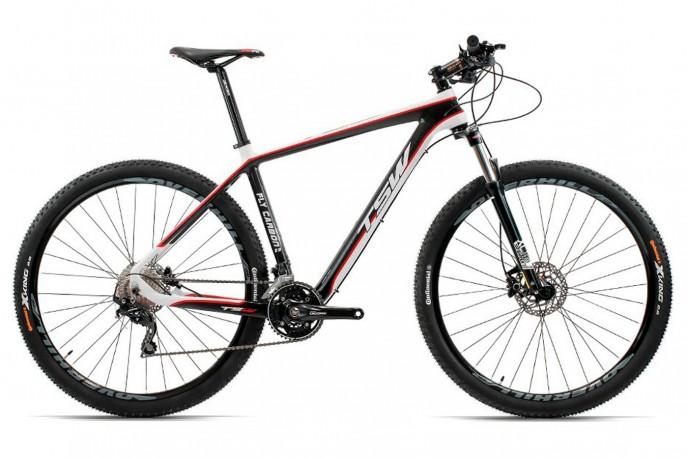 Bicicleta 29 Fly Carbon 30V - TSW