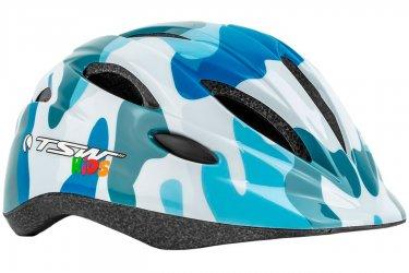 Capacete Ciclista Infantil MTB KIDS New Y-01 Azul - TSW