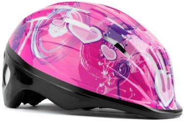 Capacete Ciclista Infantil Pink - Elleven