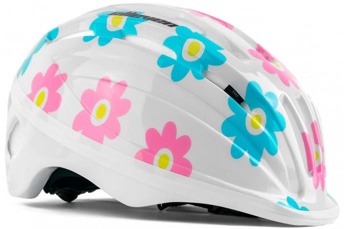 Capacete Ciclista Infantil Flor - Elleven
