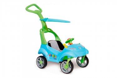 Carrinho Smart Baby azul Bandeirante