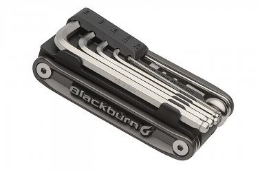 Kit Ferramentas Wayside Multi-Tool - Blackburn