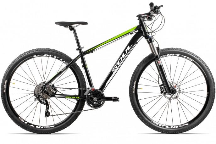 Bicicleta 29 New SL529 30V - Soul