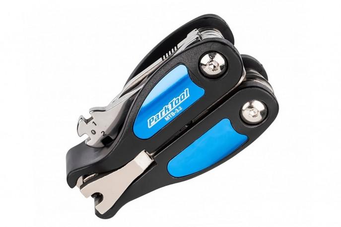 Kit Ferramentas Bike Canivete 28 Funções MTB-3.2 - Park Tool