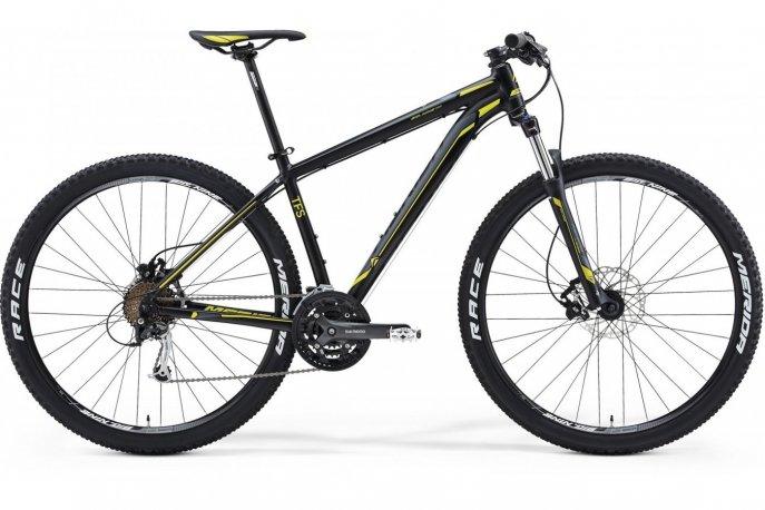 Bicicleta 29 Big Nine 100 PO/CZ 2014 - Merida