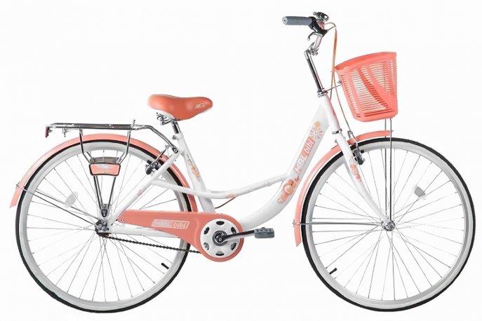 Bicicleta 26 CT200 BIBI Com Cesta - MBL