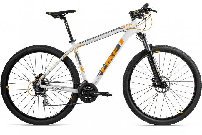 Bicicleta 29 MTB 24V M2 Black - Like
