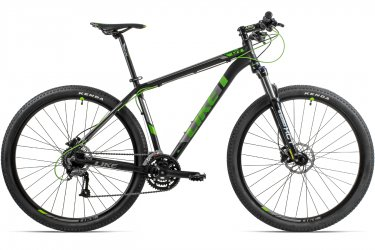 Bicicleta 29 MTB 27V M3 Black - Like