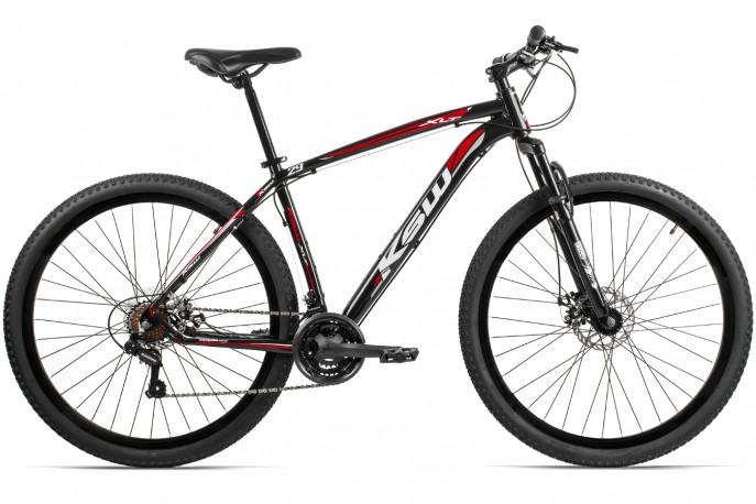 Bicicleta 29 21V Disco Mecânico - KSW