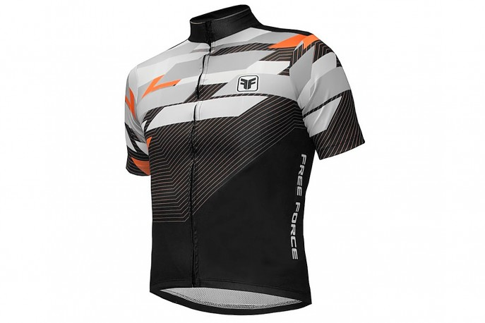 Camisa Ciclista Advance - Free Force