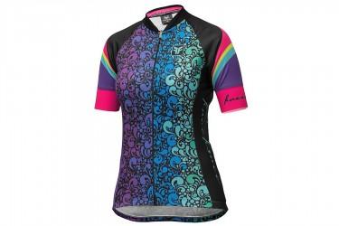 Camisa Ciclista Feminina Infinity - Free Force