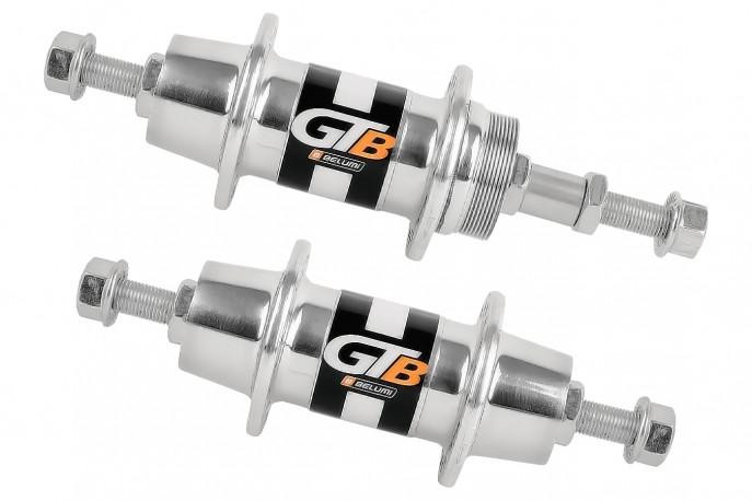 Cubo Par Alumínio Roller Belumi Polido - GTB