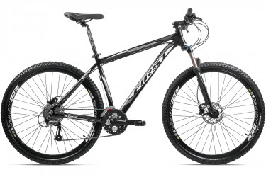 Bicicleta 29 MTB Atrix Altus 27v Disco Hidráulico VF - First
