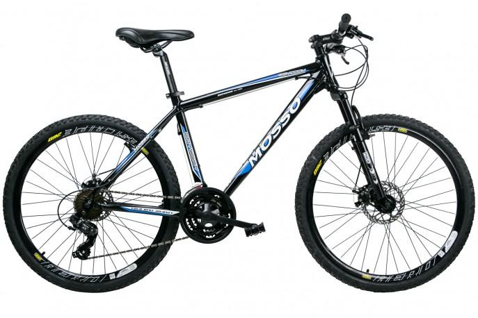 """Bicicleta 26"""" Mosso Odyssey 21v"""