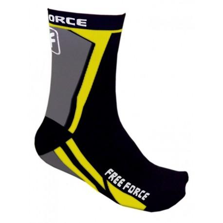 Meia de ciclismo Track Free Force